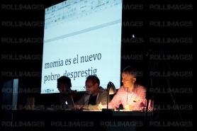 Jam de escritura. Foto:ROLLIMAGES/Guadalupe Pérez Estrada